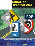 Manual Senalizacion Vial
