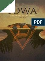 University of Iowa Press Fall 2017 Catalog of Books