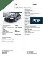 Audi A5 2,0tdi Sportback Sline RefS49-1701j