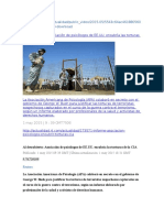 La APA asociada a la tortura.docx