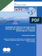 Compendio Drogas-Delito 2011