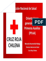 PRIMEROS AUXILIOS Orientaciones_generales CruzRoja