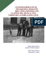 Tropas Extranjeras Guerra Civil