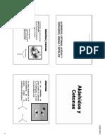 Aldehidos, Cetonas, Acidos Carboxilicos y Derivados