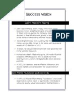 Success Vision