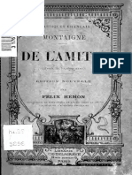 De l'amitié, Montaigne - Hémon, Félix, 1848-1915.pdf