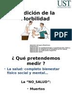 8.- Medición de La Morbilidad-Mortalidad - Incidencia - Prevalencia