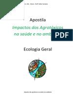 APOSTILA EG Impactos Dos Agrotoxicos Na Saude e No Ambiente