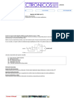 Inyector de Señal Con Circuito Integrado