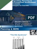 Presentation Planning & NEPA