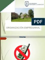 ORGANIZACION EMPRESARIAL UMCH 2016 CAP 2.ppt
