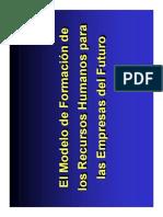 Modelo de Formacion de Rrhh