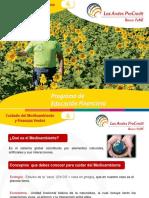 LAPC Cuidado Del Medioambiente y Finanzas Verdes
