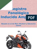 Registro Fonológico Inducido de Monfort