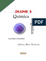 Química Orgânica - Maurício Constantino - Vol. 3