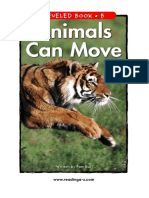 Animals Can Move