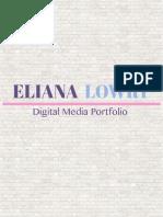 ElianaLowry Portfolio