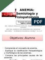 Clase 5 - Sindrome Anémico