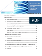 Policy Brief_IMF Surveillance Over Currency Manipulation_Yixuan Shao
