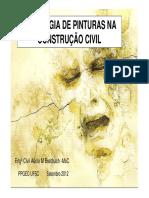Patologia Pintura HR