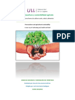 Permacultura y Sostenibilidad Agricola