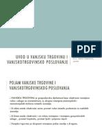VTP_2.Uvod u Vanjsku Trgovinu i VTP