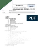 PMA-MDG-002 Control de Derrames y Remediación de Suelos Contaminados Con Hidrocarburos