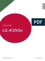Lg k8 Manual