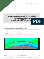 Ducting in ICS Telecom NG