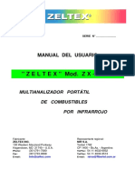 Manual Del Usuario ZX101C-Uy