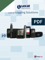 Lascar Dataloggingsolutions Brochure