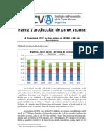 Informe de Faena y Produccin (Hasta Fines de 2016)