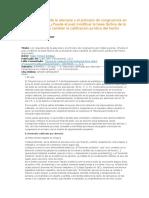 Los Requisitos de La Alevosía y El Principio de Congruencia en Materia Penal