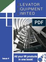 Elevator Equipment Catalogue