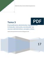 Tema 3 Auxiliares Administrativos UCM