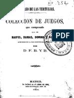Colección de Juegos Recreo de Las Tertulias