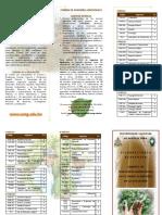 Trifolio Ingenieria Agronomica UNA 2010
