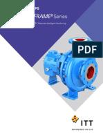 Goulds IC Pump Bulletin