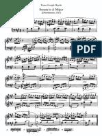 Haydn - Piano Sonata No 12 in A.pdf