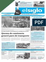 Edición Impresa El Siglo 06-04-17