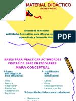 Desarrollo Psicomotor Actividad en Niños Con Minusvalia