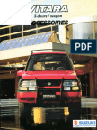 Brochure482 Suzuki Vitara 1993 7