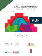 Estudio de Competitividad Turistica Oaxaca de Juarez 2013-2018