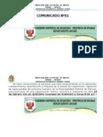 COMUNICADO Nº 0001 .doc