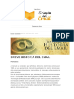 Historia Email