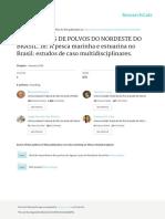 A Pesca Marinha e Estuarina No Brasil