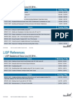 LISP Sessions