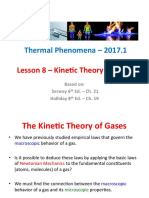 Kinetic Theory Gases