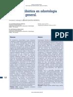 Terapia antibiótica en odontología de práctica general_