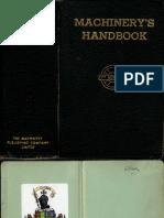 Machinery s Handbook 11th Edition 1941